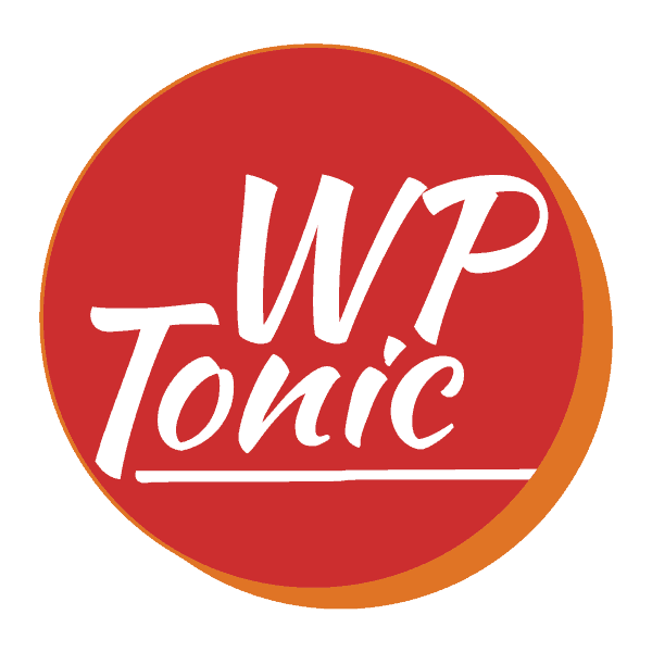 WP-Tonic logo